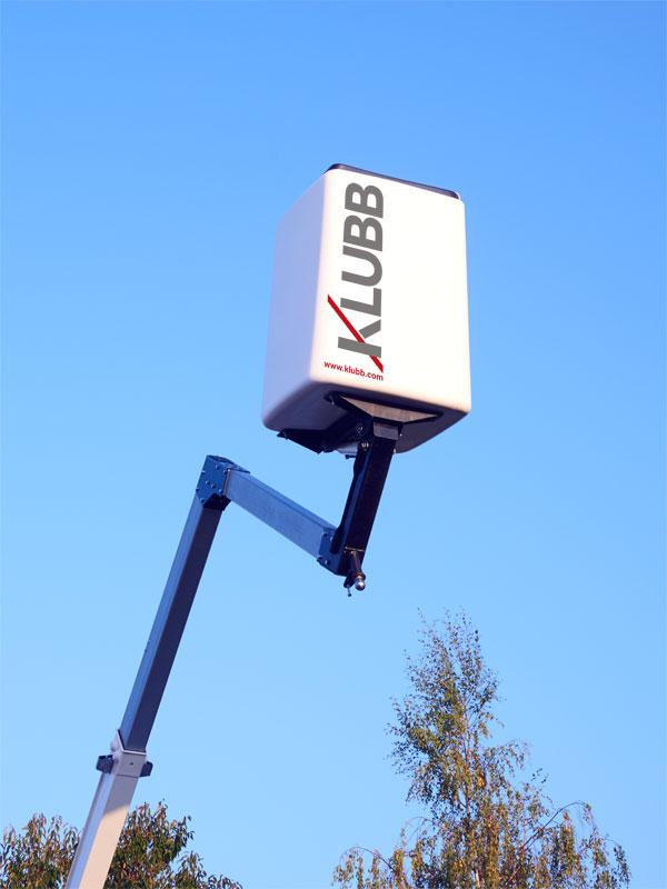 KLUBB-nacelle