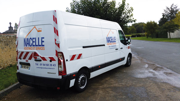 Nacelle-Assistance